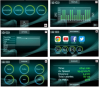 BH FITNESS Super Khronos TFT Technologie Touch&Fun